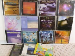 15 RELAXATION / MEDITATION / YOGA / CDS        C25
