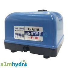 Hailea V10 Air Pump 4 Way Manifold V Series Koi Pond Aquarium Hydroponics