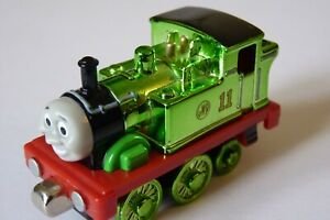 METALLIC OLIVER No.11 in GWR Livery, RARE VGC - Take n'Play Thomas. P+P DISCOUNT