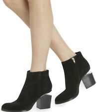Alexander Wang Gabi Cut Out Ankle Boots 37