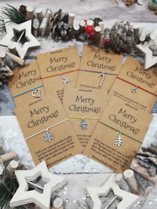 Merry Christmas Bracelet Christmas Bracelet Christmas Gift Christmas Charm