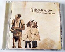 FILKOE - LOST ZOO KEYS AND THE ANIMAL SPIRITS THAT HAUNT THEM - CD - LIKE NEW