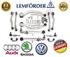 #LEMFORDER & TRW CONTROL ARMS WISHBONE SET Audi ALLROAD 4BH C5 2000-2005 Genuine