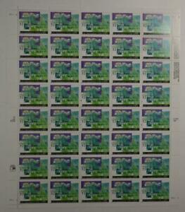 US SCOTT 2980 PANE OF 40 WOMENS SUFFRAGE STAMPS 32 CENTS FACE MNH