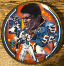 Lawrence Taylor Mini 4� Collector Plate - Sports Impressions - 1990