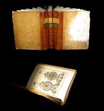 [GEOMETRIE OPTIQUE ASTRONOMIE] BRISSON - Dictionnaire Physique + Atlas. 1790.