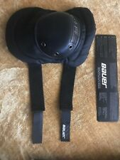 Bauer vtg Single Knee Guard Left Only (1) protective gear sz small adult