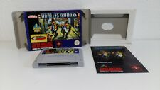 "Super Nintendo Spiel "" The Blues Brothers "" / Snes"