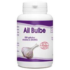 Ail Bulbe Bio - 280 mg - 200 gélules