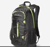 Eddie Bauer Unisex-Adult Stowaway Packable 20L Daypack Black Color New