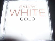 Barry White – Gold - The Very Best Of (Australia) 2 CD - Like New