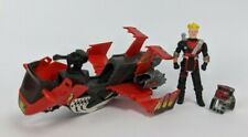 1986 Kenner M.a.s.k. Vampire Motorcycle 100% Complete & Floyd Malloy