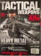Tactical Weapons Build Your Own Match Rifle Nov Dec 2015 FREE SHIPPING