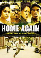 Home Again (DVD, 2013) Tatyana Ali, Lyriq Bent, Stephan James