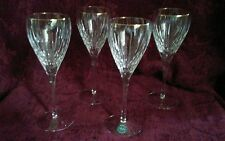 Lenox GRANDEUR Wine Glasses/Goblets - Set of 4 - FREE U.S. SHIPPING