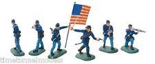 Britains Soldiers 52002 American Civil War Union Infantry Set No.1