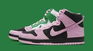 """Nike SB Dunk High """"Invert Celtics"""" Lucky Green UK9 UK 9 9UK 9 UK *Brand New*"""