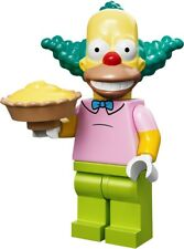 Lego The Simpsons Collectible Minifigures Krusty the Clown NEW CMF