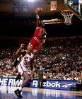 "Michael Jordan Slam Dunk, Peel & Stick Removable Wall Sticker/Poster 24""x30"""