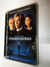 Vi presento Joe Black (Drammatico 1998) DVD BRad Pitt - Super Jewel Box