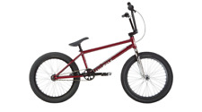 "2019 FIT BIKE CO TRL 21 TRANS RED COMPLETE BMX BIKE 21"" 21INCHES S&M"