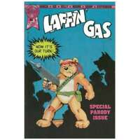 Laffin' Gas #5 in Very Fine condition. Blackthorne comics [*g8]