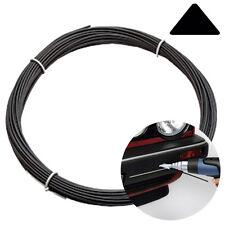 POLIPROPILENO soldadura triangular negro soldar plastico paragolpes coche -100GR