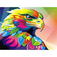 Decorazioni per la casa a punto croce con ricamo astratto eagle 5D