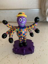 RARE The Wiggles HENRY the Octopus PVC Figure Toy 2004 Spin Master