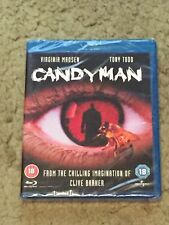 Candyman Blu-Ray Movie Region Free Import NEW