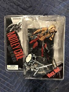 MOTLEY CRUE SHOUT AT THE DEVIL Vince Neil Action Figure New In Opened Package