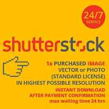 1 Shutterstock image / photo / vector FAST