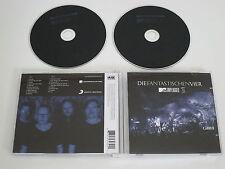 DIE FANTASTISCHEN VIER/MTV UNPLUGGED II.(SONY-COLUMBIA 88725430792) 2XCD ALBUM