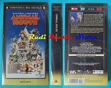 VHS film ANIMAL HOUSE 1978 sigillata John Belushi Matheson UNIVERSAL(F7*) no dvd
