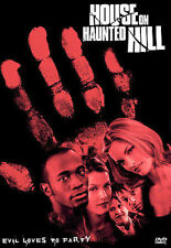 House on Haunted Hill (1999) DVD William Malone(DIR) 1999