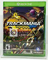 TrackMania Turbo - Xbox One - Brand New   Factory Sealed
