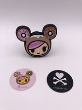 Tokidoki Cell Phone Car Mount Vent Holder Clip: Donutella (AAA)