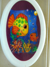 Beautiful Fish! Collectible Soap Art ~ Permanent Design ~ New! Made In Usa!