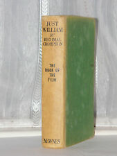 Richmal Crompton - Just William Story Of The Film 1st Ed 1939
