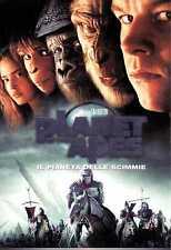 Planet of the Apes. Il pianeta delle scimmie (2001) DVD Edizione 2 Dischi