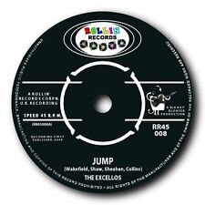 """THE EXCELLOS -""""JUMP"""" MEAN AND GREAT BLUES BOPPER - LISTEN TO BOTH SIDES"""