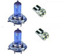 2 ampoule xenon superwhite H4 + 2 AMPOULE LED PEUGEOT 306 A FEUX SIMPLE OPTIQUE