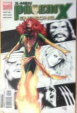 X-Men: Phoenix Endsong #2 Variant Limited Edition! dark cover black and white
