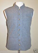 """CSA"" Vest Gray - Size 38 - Civil War"