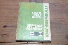 1980 Light Duty Truck ST-330-80 GM Shop Service Manual
