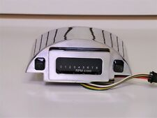 Motorcycle, Custom Chrome Tachometer, DIGITAL RPM Guage Universal