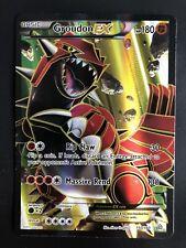 Pokemon Card Groudon Ex 150/160 Full Art Primal Clash XY US