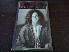 KENNY G - Breathless CASSETTE TAPE / Made In Philippines
