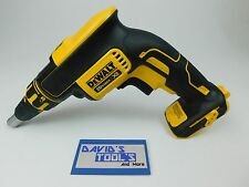 New Dewalt DCF620B 20-Volt Max XR Lithium-Ion Brushless Drywall Screw Gun