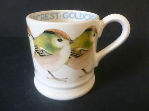 Emma Bridgewater * Goldcrest * 1/2 Pint Mug * 1st quality*